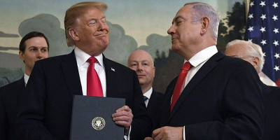 Bahas Trump\'s Plan Dengan Presiden AS, PM Israel Dan Oposisi Terbang Ke Washington