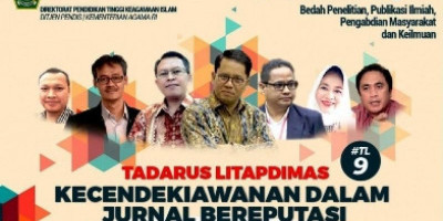 Geliat Jurnal Ilmiah PTKI di Era Virtual Crowd