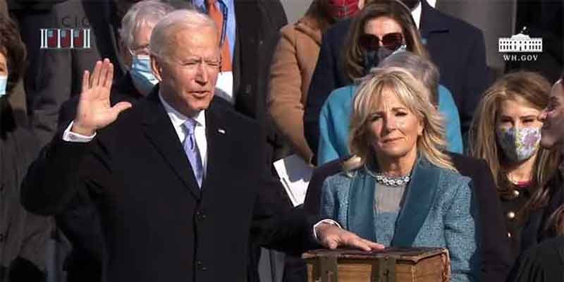 Sah! Joe Biden Presiden Ke-46 AS