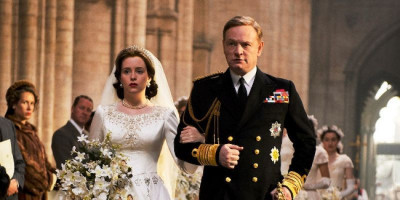 Serial TV 'The Crown' Sapu Penghargaan Golden Globe Award 2021